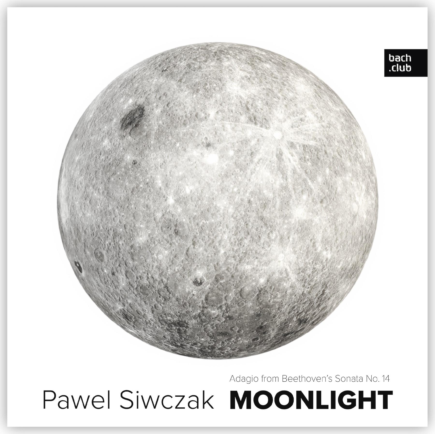Pawel Siwczak: Adagio from Moonlight Sonata Cover